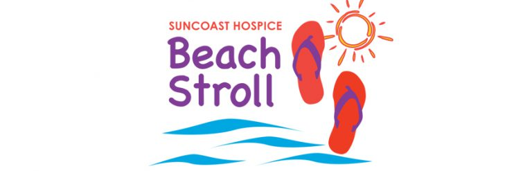Suncoast Hospice Beach Stroll @ Clearwater Beach Palm Pavilion