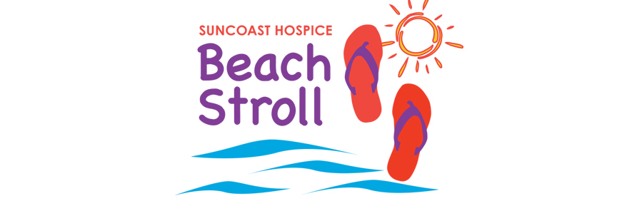 Suncoast Hospice Beach Stroll