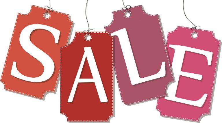Resale Shops 25% Off January Sale