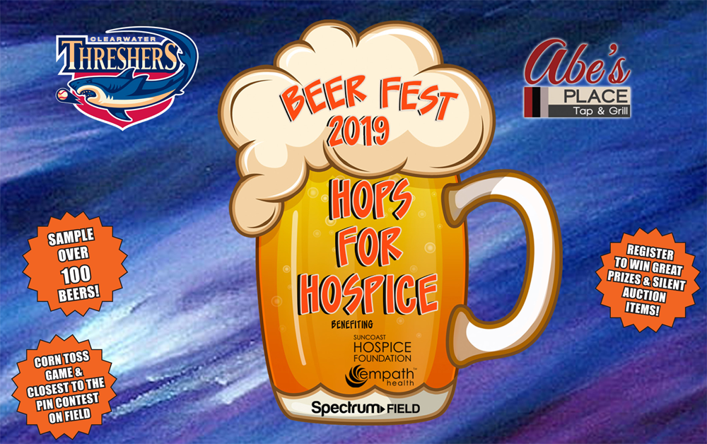 Hops for Hospice @ Spectrum Field | Clearwater | Florida | United States