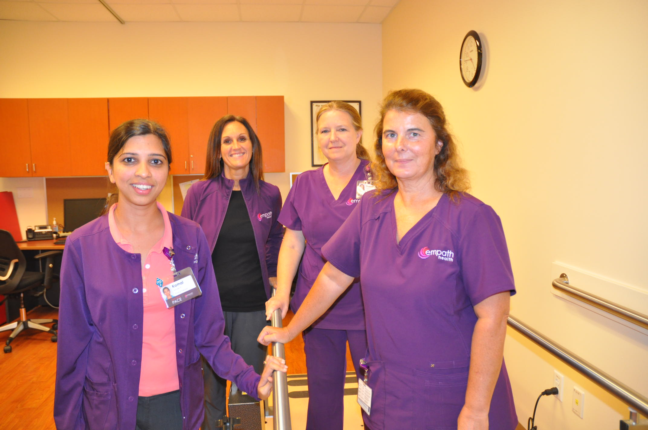 Physical Therapy Month, Occupational Therapy, PACE, Seniors